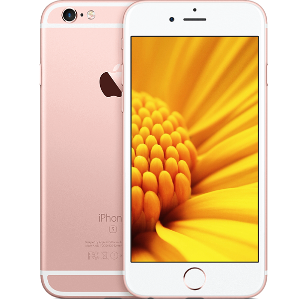 iphone 6s rose gold 1